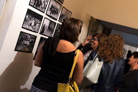 foto visitatori mostra